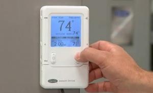 ideal indoor temperature