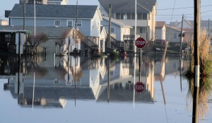 Protect your HVAC equipment from flood damage.